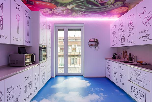 Фото №5 - Defhouse: дом блогеров в Милане