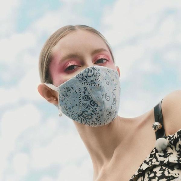 Фото №4 - Макияж для тех, кто в маске: 7 ярких идей с акцентом на глаза