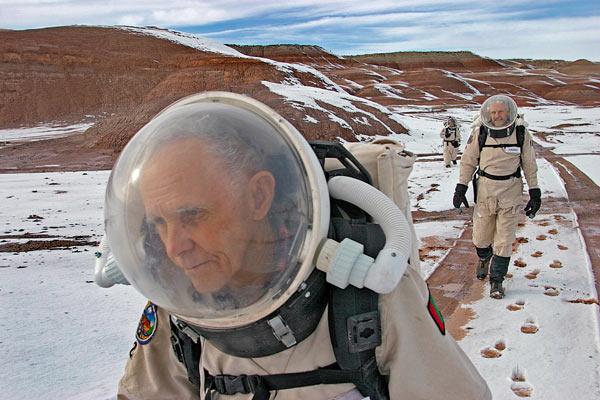 Фото №4 - Марс на Земле