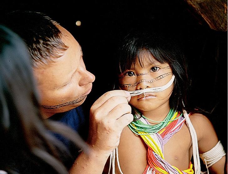 Фото №1 - Банан, лодка, барабан: правила жизни колумбийского племени марубо