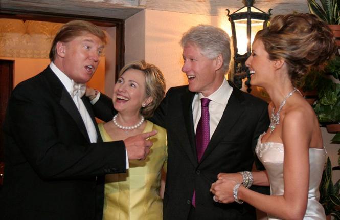 Фото №10 - 10 любопытных фактов о Мелании Трамп