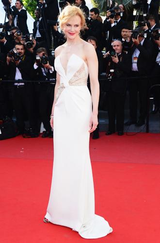 Фото №67 - Королева Канн: все модные образы Николь Кидман за историю кинофестиваля