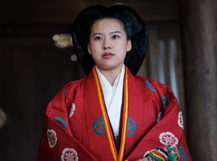 Фото №1 - Японская принцесса, отказавшаяся от престола, родила первенца