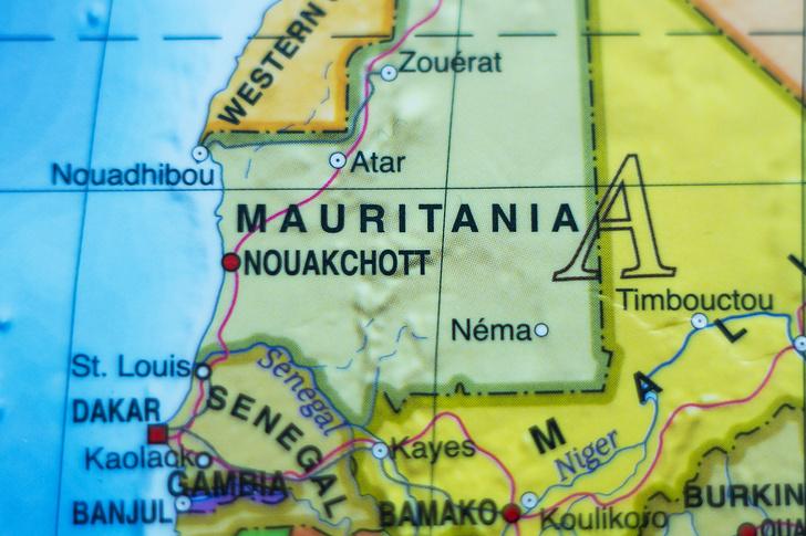 Фото №2 - Почему вы с размером S никогда бы не вышли замуж в Мавритании