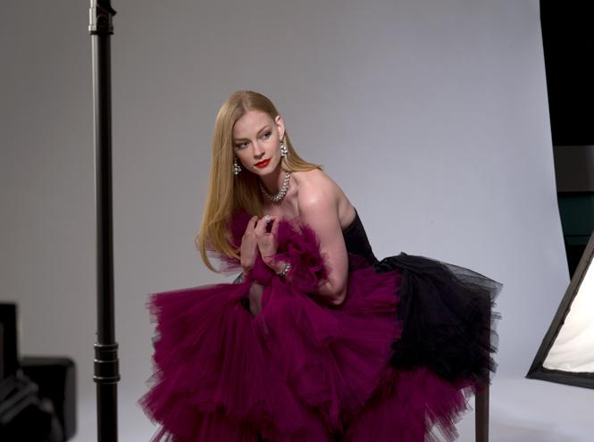 Фото №5 - Светлана Ходченкова в декабрьском номере журнала Marie Claire