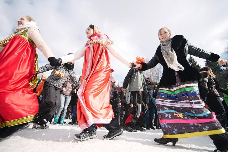 Фото №7 - Хеллоуин по-славянски: день Марены