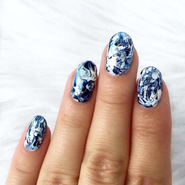 Фото №3 - Квадратные, овальные или миндаль: как выбрать идеальную форму ногтей