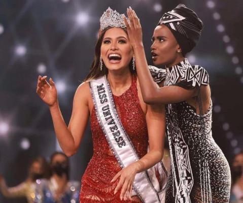 Фото №1 - Новую «Мисс Вселенная» выбрали. Смотри фото красавицы