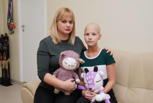 Петербургские врачи спасли ребенка от редкой злокачественной опухоли. Но легкое пришлось удалить