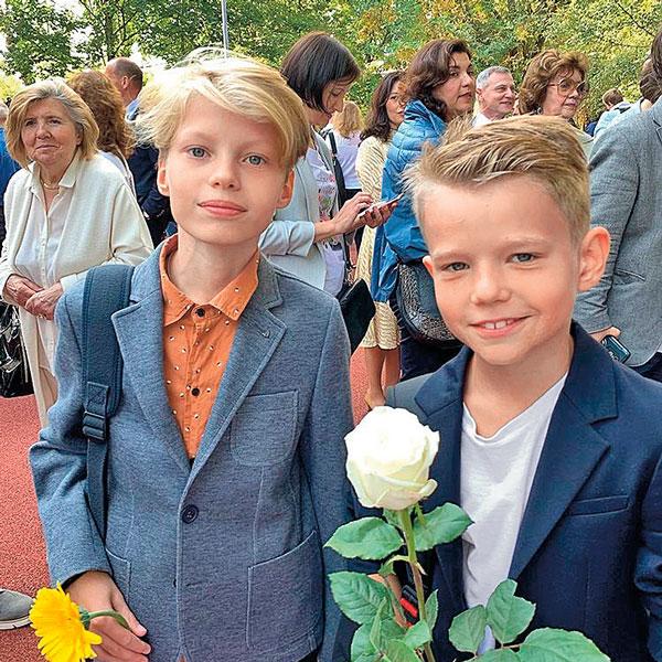 Дети Виктории Толстогановой