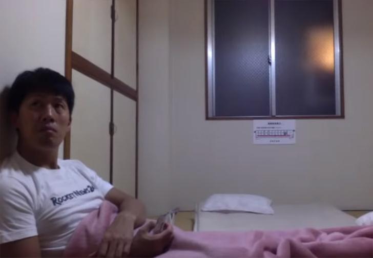 Фото №2 - Самый дешевый отель Японии стоит меньше $1 за ночь, но придется жить под веб-камерой (видео)