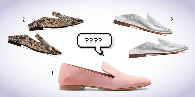 Фото №4 - Мюли, бабуши, биркенштоки и другие непонятные названия обуви