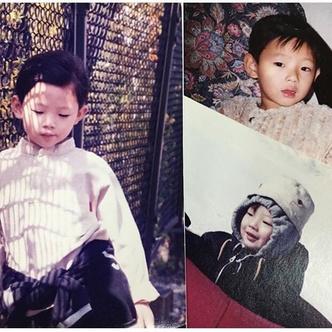 Фото №11 - Фотоальбом: как выглядели звезды корейских дорам, когда были маленькими