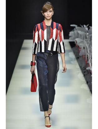 Фото №3 - Неделя моды в Милане: Giorgio Armani