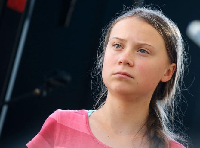 Фото №4 - Грета Тунберг: инструмент политической пропаганды или школьница, которая спасет мир?