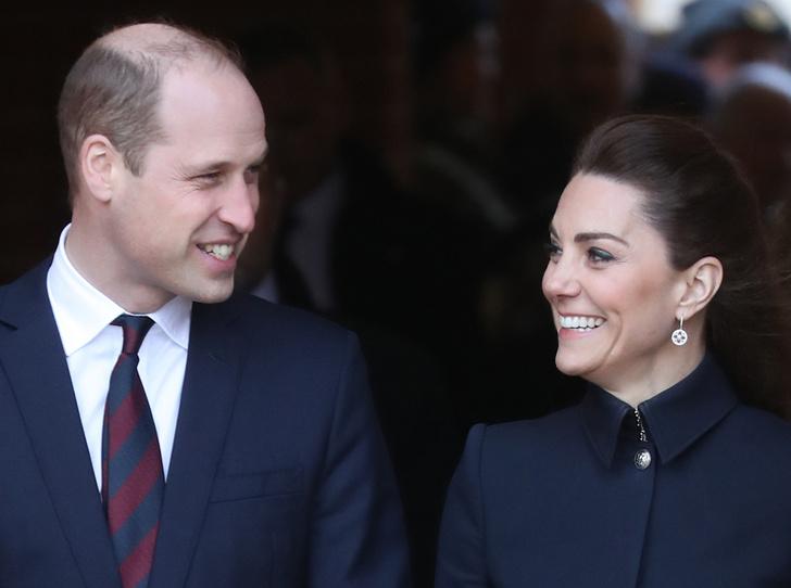 Фото №1 - Новая «Великолепная четверка»: какая королевская пара составила компанию Кейт и Уильяму