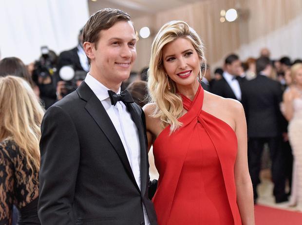 Фото №1 - Иванка Трамп и Джаред Кушнер: «практичное» счастье американской принцессы