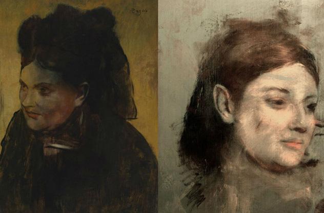 Фото №2 - 8 секретов, спрятанных в известных картинах