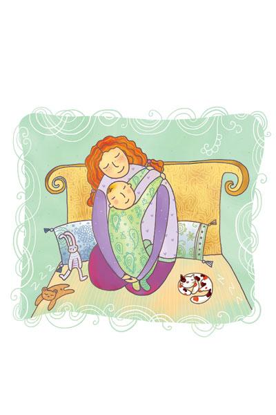 Фото №1 - Как приучить ребенка к расставаниям?