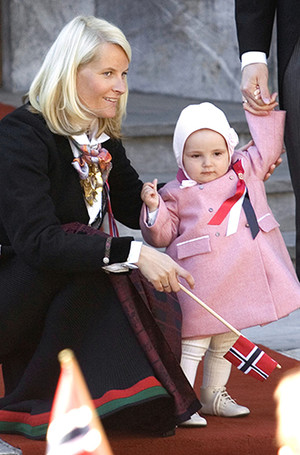 Фото №20 - Принцесса Ингрид Александра, наследница трона Норвегии: история в фотографиях