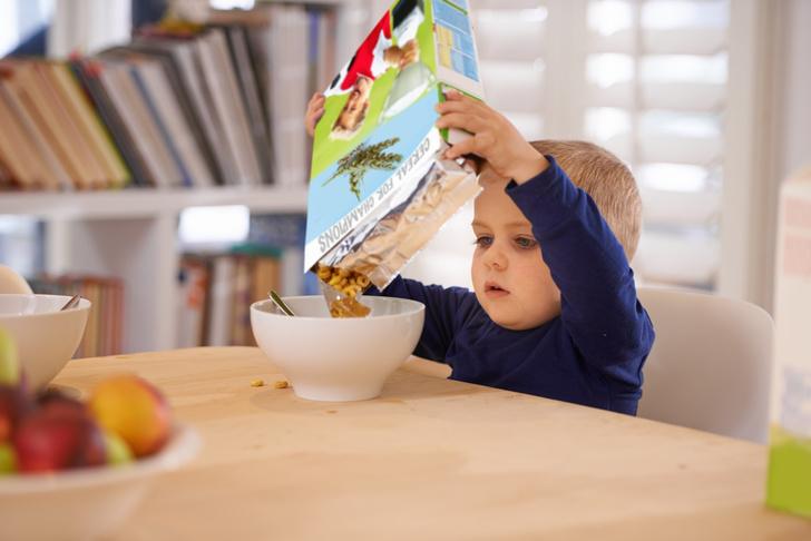 Фото №1 - Только кажутся полезными: какие сладости нельзя давать дошкольнику