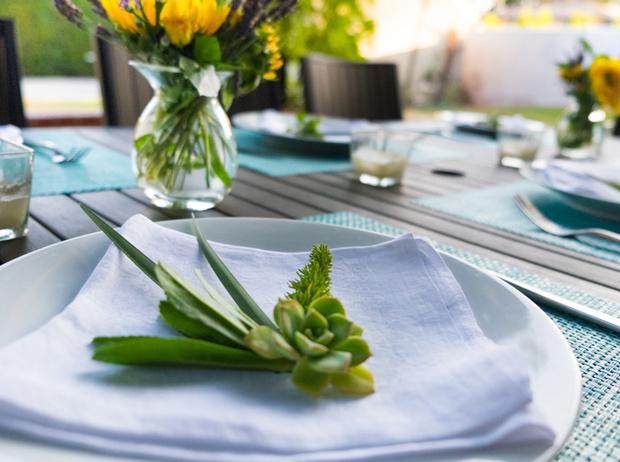 Фото №3 - Последние тренды ресторанов: собственный огород, еда в темноте и не только