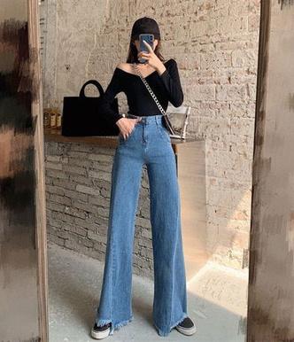 Фото №6 - С чем носить джинсы клеш: 12 модных идей на весну 2021