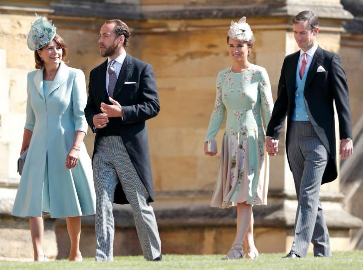 Фото №3 - Почему Пиппа Миддлтон не хотела приглашать герцогиню Меган на свою свадьбу