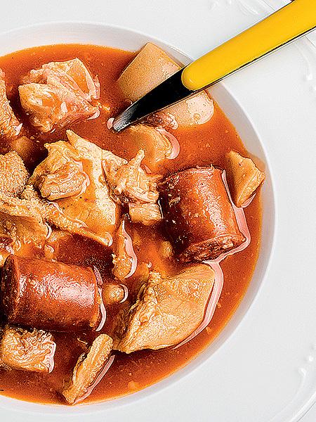 Фото №2 - Кухня Мадрида: 9 лучших блюд