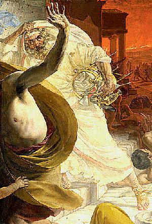 Фото №8 - Клоны любимой: занимательные факты о самой известной картине Брюллова