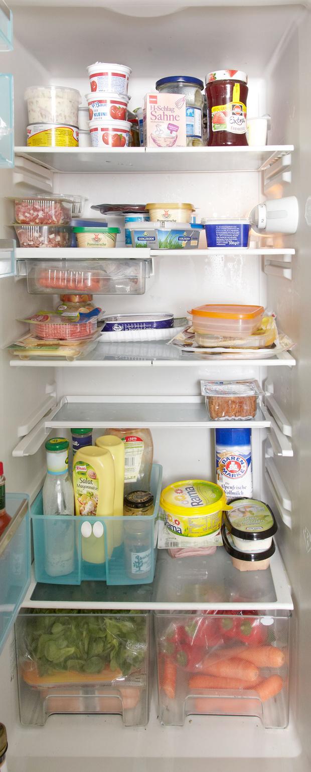 Фото №77 - Что лежит в холодильнике у жителей разных стран: 54 любознательных фото
