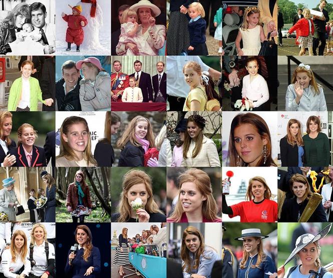 Фото №2 - Как в королевской семье отметили 30-летие принцессы Беатрис