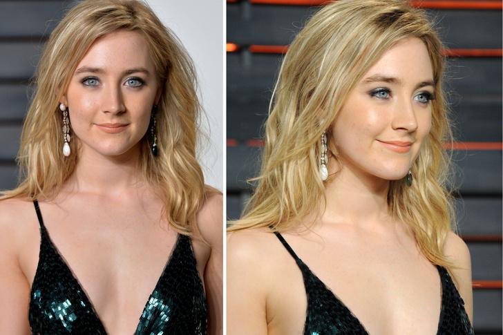 Сирша Ронан оскар 2016 макияж