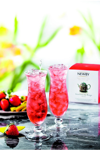 Фото №3 - Чай без кофеина Newby London
