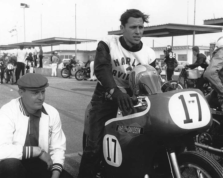Фото №8 - Мотоцикл из консервной банки: история компании «Харлей-Дэвидсон»