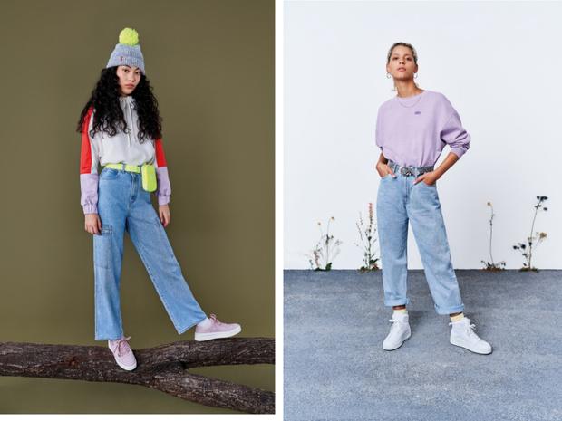 Фото №1 - Удобно и модно— Levi`s запускают новую модель джинсов