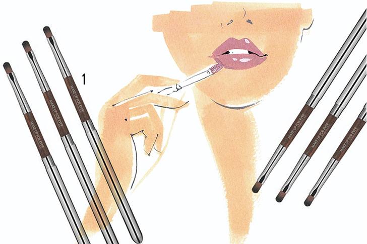 Фото №3 - Кисти для макияжа: все, что ты хотела знать