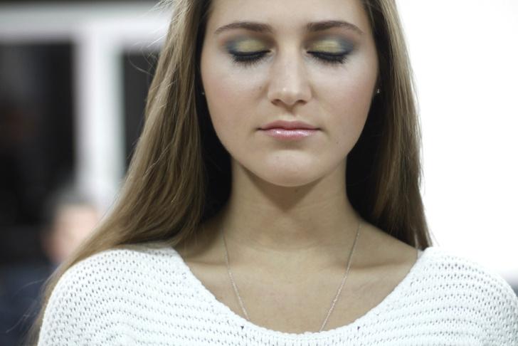 Фото №1 - Как сделать макияж в осенних тонах