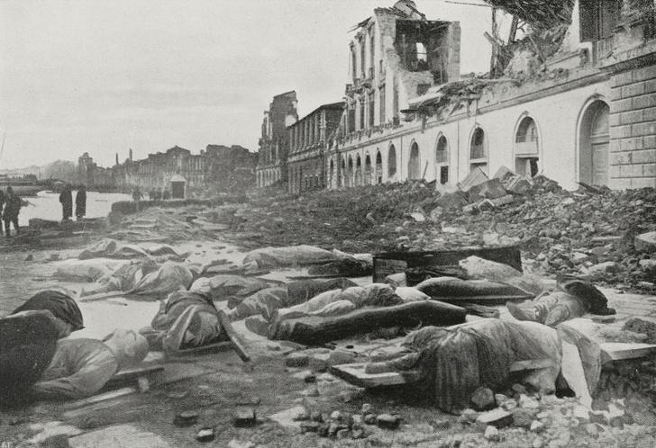 Фото №1 - История потрясений: 10 самых разрушительных землетрясений XX и XXI веков