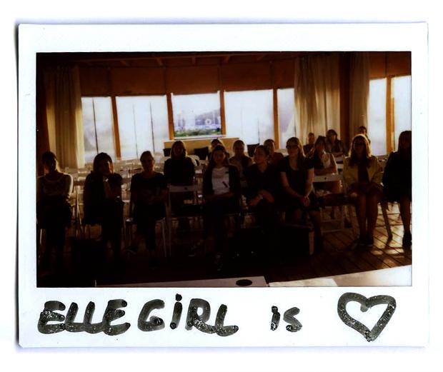 Фото №1 - Школа fashion-журналистики Elle Girl в МУЗЕОНЕ: как это было