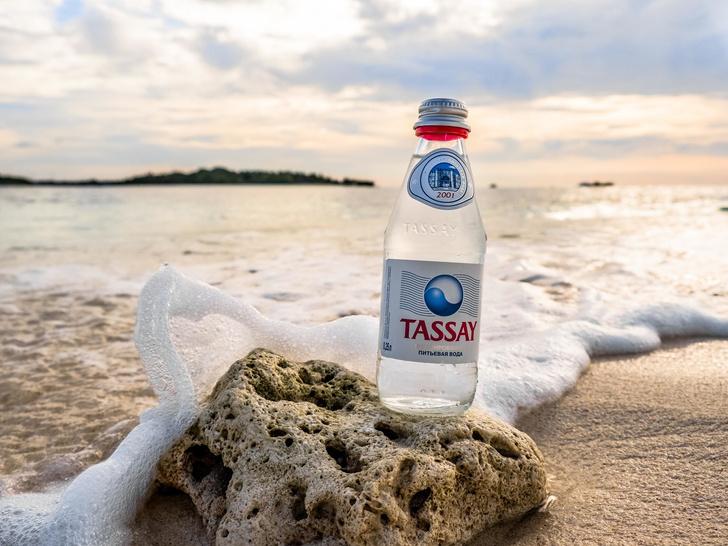 Фото №1 - TASSAY: «Наша миссия— подарить природную пользу воды и силу Тянь-Шаня ценителям в России и Казахстане»