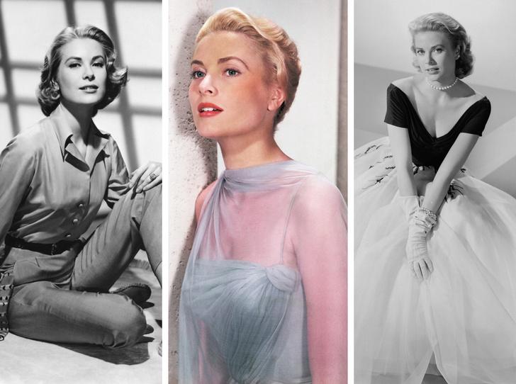 Фото №1 - Княгиня, актриса, дива: образы Грейс Келли, которые вошли в историю