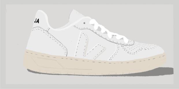 Фото №11 - Белые кроссовки, которые вы давно искали