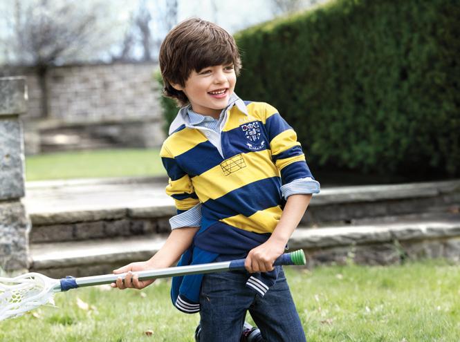 Фото №3 - В школу в поло: детский лукбук осенней коллекции Polo Ralph Lauren