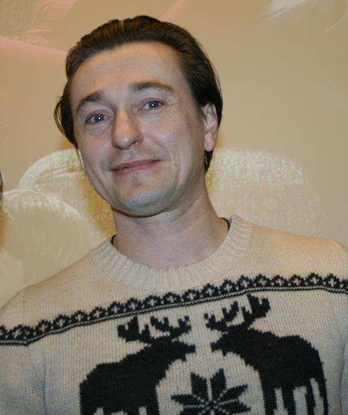 Сергей Безруков, фото