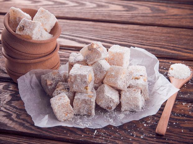 Фото №6 - 9 сладостей, которые можно есть в Великий пост