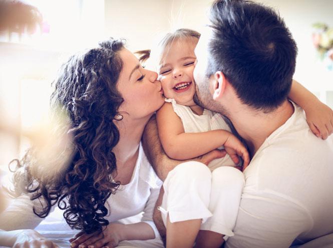 Фото №2 - Отцовский инстинкт: как его пробудить и почему это важно