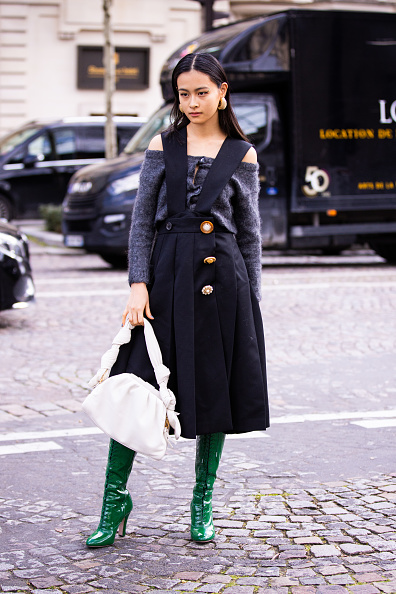 Фото №2 - Dress-time: какие платья носят главные героини уличной моды