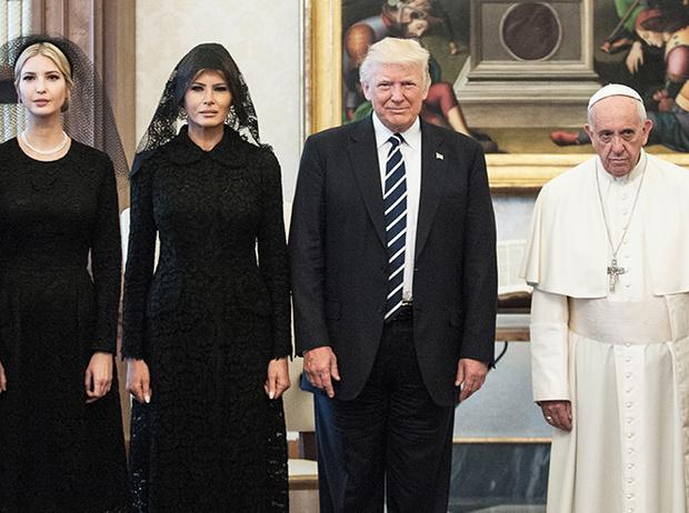 Фото №16 - 5 ложек дегтя: почему стиль Мелании Трамп не так хорош, как кажется
