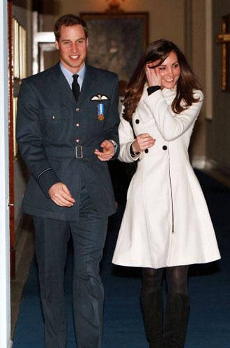 Фото №11 - Кейт Миддлтон и принц Уильям: история в фотографиях